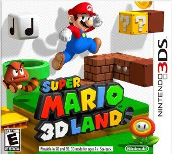 Harga 3ds Super Mario 3D Land