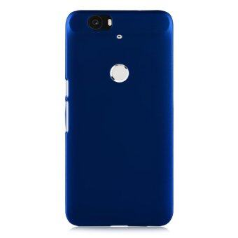 Harga For Huawei Nexus 6P Case Hard Plastic Frosted Back Cover For Google Nexus 6P Case Cover(Blue)