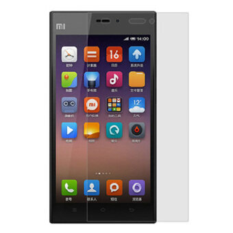 Harga Easybuy New Clear Screen Protector Cover Film For Xiaomi MIUI M3 Mi3 Mi-3 Mi-Three