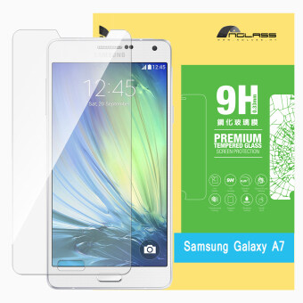 Harga Nglass 9H Tempered Glass Protector for Samsung Galaxy A7 2015