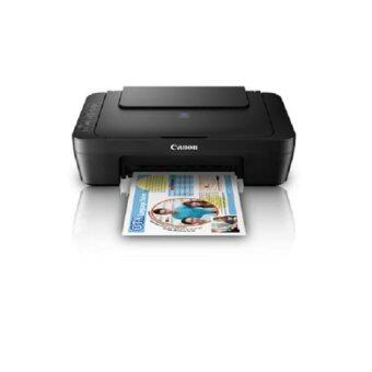 Harga Canon Pixma E470 All-In-One Printer With Wi-Fi