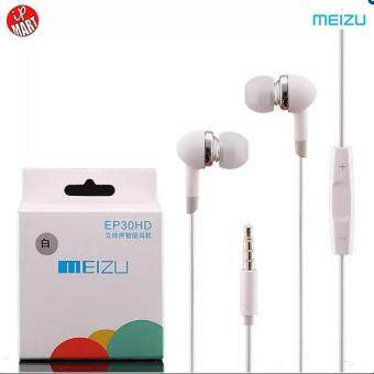 Harga Ten-Stellar Meizu EP30HD Earphones M9 meizu ep30hd Earphones Headset In-ear MX2 MX4 MX5 Meizu M8 Phone Headset(White)