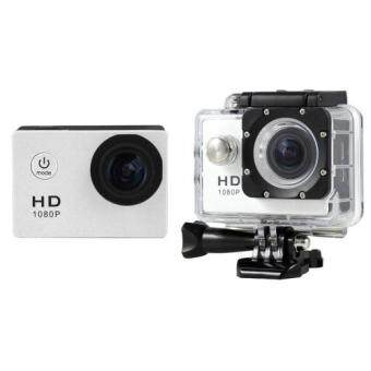 Harga 1080P HD Water Proof Action Cam White