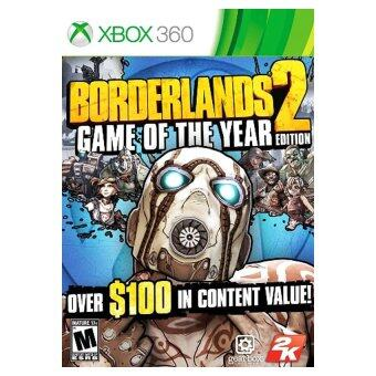 Harga 2K Borderlands 2: Game of the Year Edition