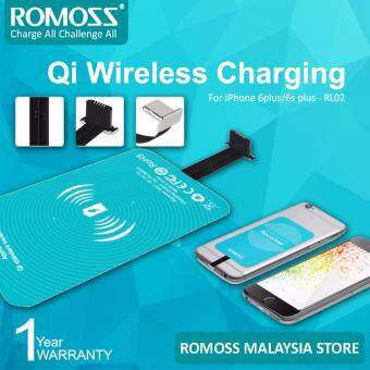 Harga ROMOSS Qi Wireless Charging For iPhone 6plus/6s plus - RL02