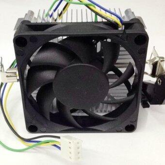 Harga 2pcs New CPU Cooler Cooling Fan And Heatsink For AMD Socket AM2 AM3 1A02C3W00 Up To 95W