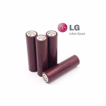 Harga Original LG HG2 18650 Battery Vape Cell 20A 3000mAh [2pcs]