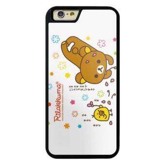 Harga Phone case for iPhone 6Plus/6sPlus Rilakkuma (9) cover for Apple iPhone 6 Plus / 6s Plus