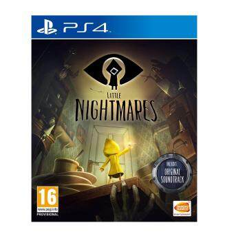 Harga (PS4) Little Nightmares (R3/ENG)