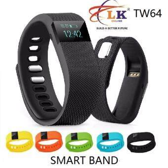 Harga TW64 Wristband Smart Watch Sport Pedometer Fitness Band Mi Best Fitness Band