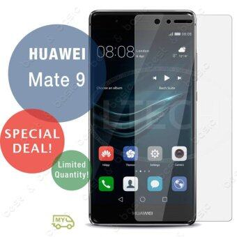 Harga Huawei Mate 9 / Huawei Mate9 / Hua wei Mate9 / HuaweiMate9 Phone High Definition Premium 2.5d 0.3mm Tempered-Glass / Screen-Protector - (Clear)