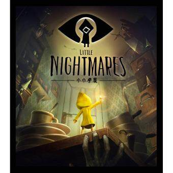 Harga PS4 LITTLE NIGHTMARES R3/ENG