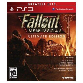 Harga Fallout: New Vegas Ultimate Edition - Playstation 3