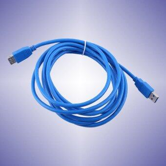 Harga 1m/1.8m/3m/ USB 3.0 A Male to Female Extension Data Sync Cable High Speed 3m