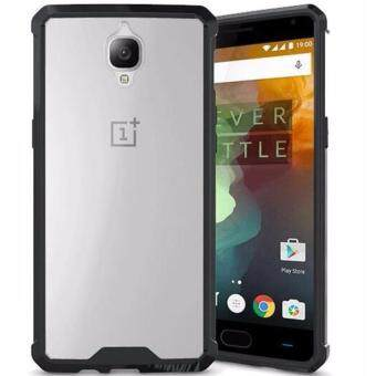 Harga CRUZERLITE OnePlus Three One Plus Three Transparent Case Cover Casing