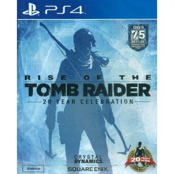 Harga PS4 RISE OF THE TOMB RAIDER R3 (ENG)