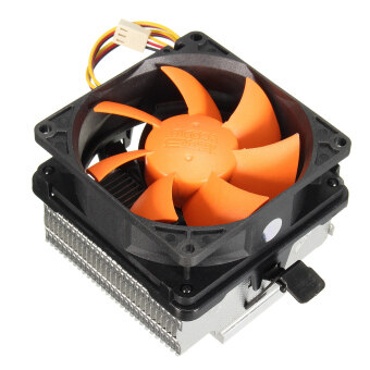 Harga CPU Fan Quiet Cooler Heatsink For Intel GA775 LGA1156X LGA1155 AMD AM2/2+ AM3