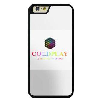 Harga Phone case for iPhone 6Plus/6sPlus coldplay cover for Apple iPhone 6 Plus / 6s Plus