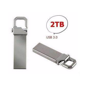 Harga 2TB OTG External Storage Usb Memory Stick U Disk Pen Drive Pendrive Usb Flash Drive for Android Smart Phone (Silver)
