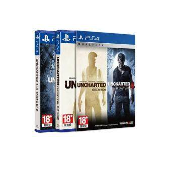 Harga PS4 Uncharted Collection Dual Pack