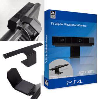 Harga LYBALL PS4 Vertical Stand Adjustable Clip TV Stand Hold Holder Camera Mount For Sony Playstation 4 PS4