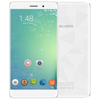 Harga Original BLUBOO Maya 5.5inch HD 3G Smartphone Android 6.0 2GB+16GB 8.0MP+13.0MP White