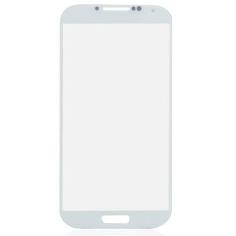 Harga LCD Screen Lens Glass for Samsung Galaxy S4 SIV i9500 (White)-