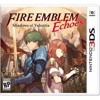 Harga 3DS Fire Emblem Echoes: Shadows of Valentia