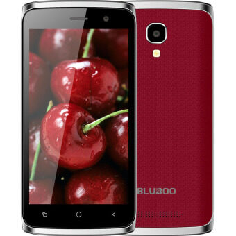 "Harga Bluboo Mini Smartphone 3G Android 6.0 OS4.5"" IPS Screen 1GB+8GB Red"