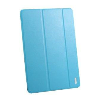 Harga REMAX JANE Series Leather Case for iPad Air 2 (Blue)