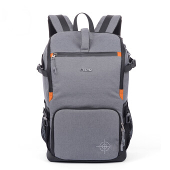 Harga Multifunction Camera Backpack (Grey)