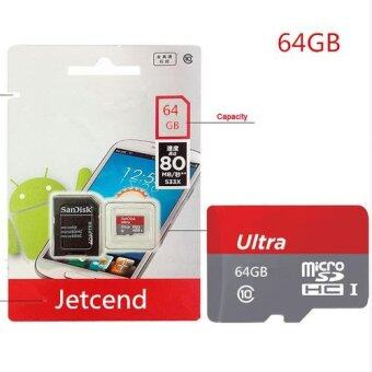 Harga Micro SD Memory Card 64GB MicroSD Cards SDHC SDXC Max 80M/s Uitra C10 Trans Flash Mikro Card