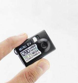 Harga HOT Smallest Mini DV Spy Camera 5MP HD Video Recorder