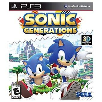 Harga Sonic Generations - PlayStation 3