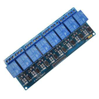 Harga 8-Channel 5V Relay Shield Module for Arduino UNO 2560 1280 ARM PIC AVR STM