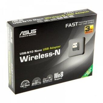 Harga ASUS WIRELESS N150 USB NANO ADAPTER (USB-N10 NANO)