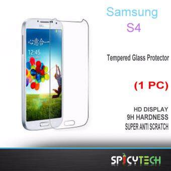 Harga SpicyTech Premium 9H 0.3mm 2.5d Tempered Glass Screen Protector For Samsung Galaxy S4 I9500