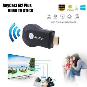 Harga Anycast M2 Plus DLNA Airplay WiFi Display Miracast TV Dongle Stick HDMI Receiver For Smart Phone Tablet PC