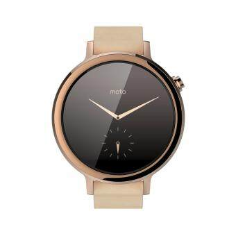 Harga MOTOROLA MOTO 42MM ROSE GOLD MOT-AP3691AS6X3