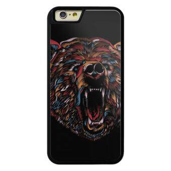 Harga Phone case for iPhone 6Plus/6sPlus WILD BEAR cover for Apple iPhone 6 Plus / 6s Plus