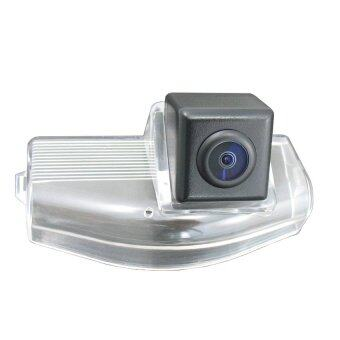 Harga wofalo Night Vision Built-in Distance Scale Line Car Reverse Backup Camera for Mazda 2/Mazda 3/Mazda 3 2012