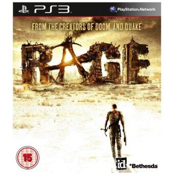 Harga Refurbished PS3 Rage