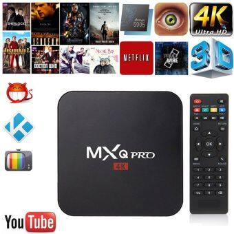 Harga Smart TV Box MXQ pro Amlogic S905 Quad-core Android 5.1 1GB 8GB HD 1080P 4k*2k Streaming Arabic Iptv Box Media Player