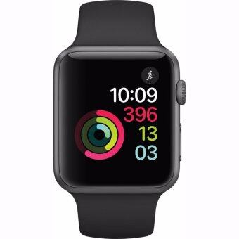 Harga Apple Watch Series 1 42mm Space Gray Aluminum Case with Black Sport Band