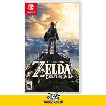 Harga Switch The Legend of Zelda: Breath of the Wild [US]