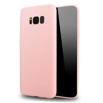 Harga HOECOGE Ultra thin Matte Mobile Phone Case For Samsung Galaxy S8 Cover TPU Soft silicone protective shell For Samsung S8