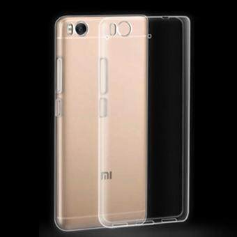 Harga HOECOGE For Xiaomi mi5s Plus Transparent soft silicone Case For Xiaomi 5s Plus Cover TPU Protective Cover Skin Shell