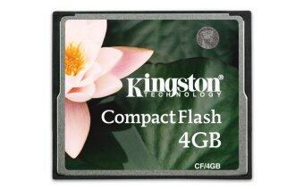 Harga Kingston CompactFlash – Standard (CF/4GBFE)