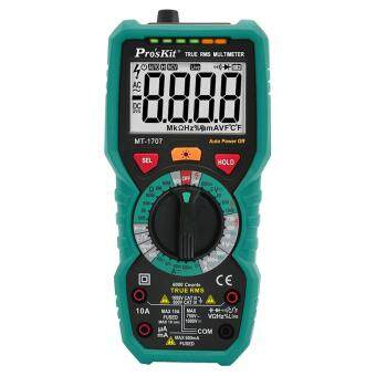 Harga Pro'sKit MT-1707 3⅚ True-RMS Multimeter (Taiwan)