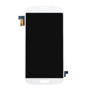 Harga LCD Display Digitizer Touch Screen Assembly for Samsung Galaxy S4/I9500(White)-